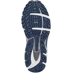 Mizuno Wave Paradox 5 Zapatillas Running Hombre, medieval blue/metallic shadow/dress blues
